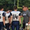 Wolves Football Team Makes AP Top 10 in Indiana 5A
